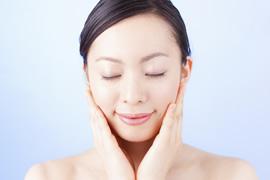 お顔 小顔治療のイメージ