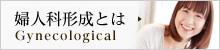婦人科形成とは Gynecological